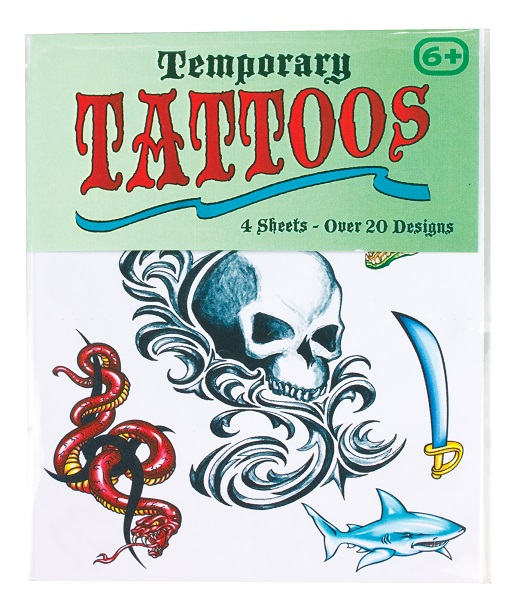 Set tatuaje temporare