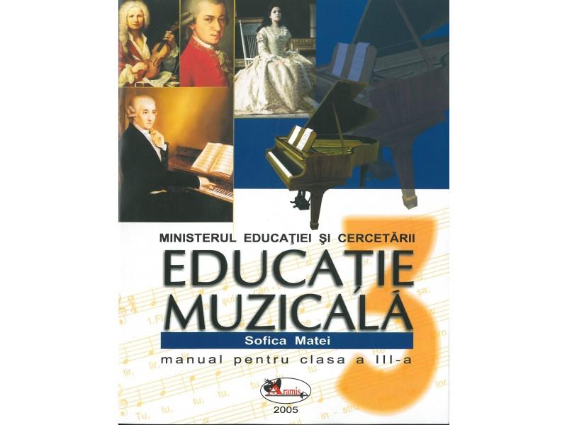 Educatie Muzicala S. M Atei Cl.III, ***