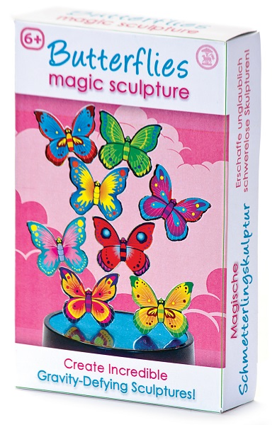 Set magnetic fluturi