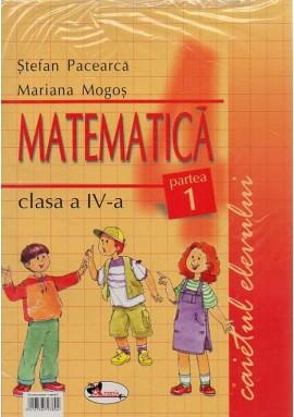 Matematica clasa a IV-a semestrul II - Stefan Pacearca