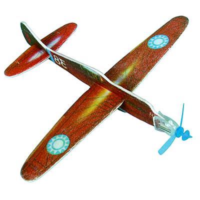 Avion polistiren 18cm