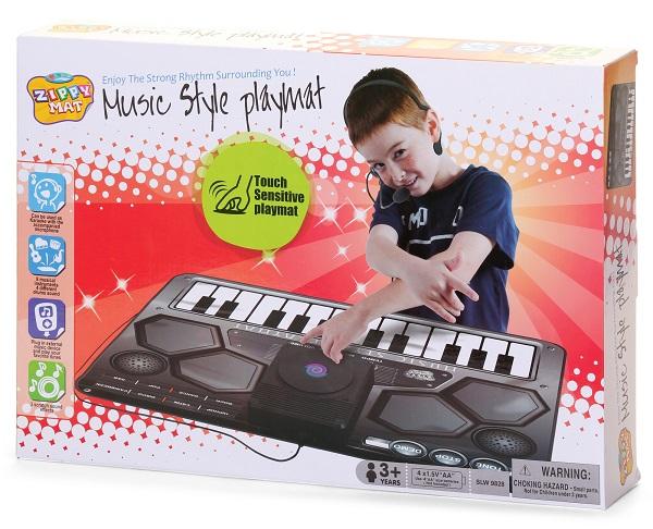 Jucarie muzicala covor DJ