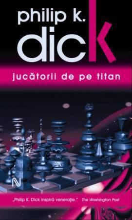 JUCATORII DE PE TITAN