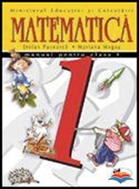 Matematica clasa I - Stefan Pacearca