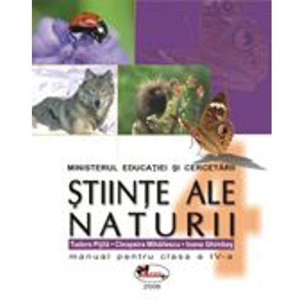 Stiinte IV. Manual Pitila, ***