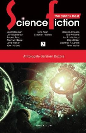 THE YEAR\'S BEST SCIENCE FICTION VOLUMUL 7