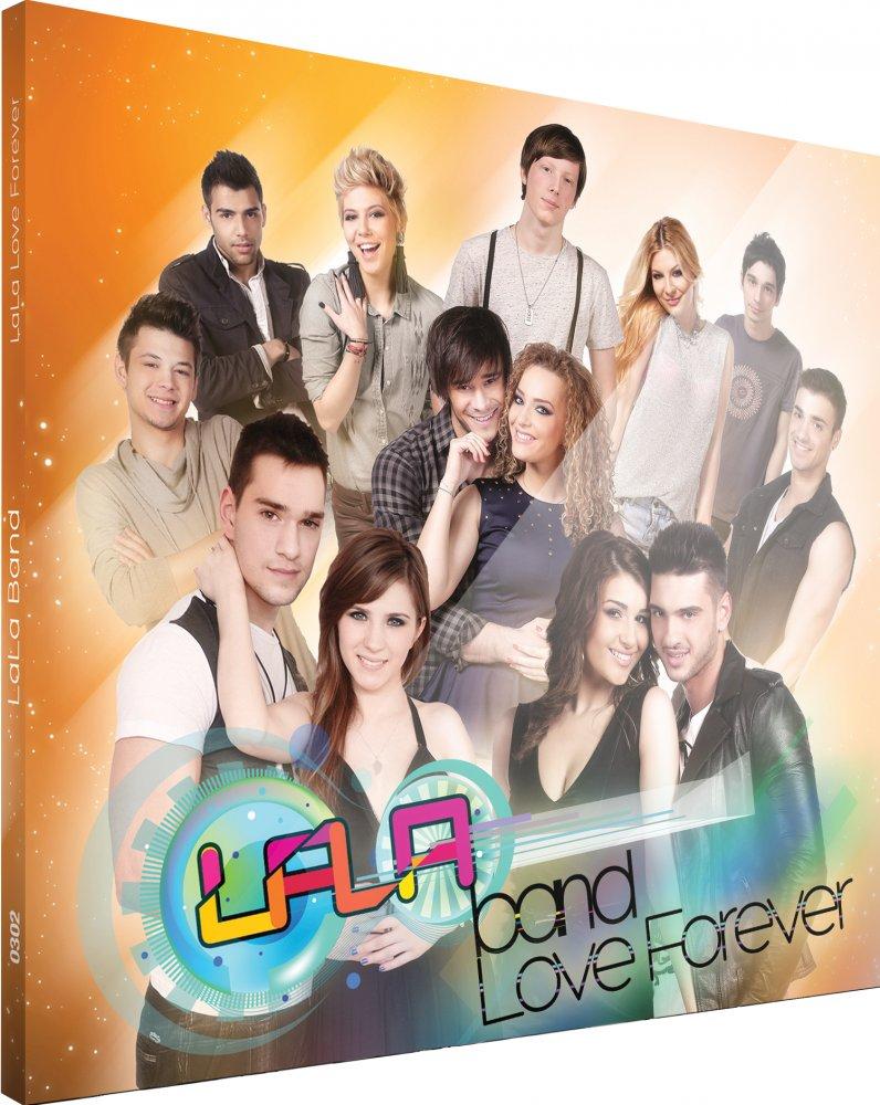 LALA BAND - LOVE FOREVER