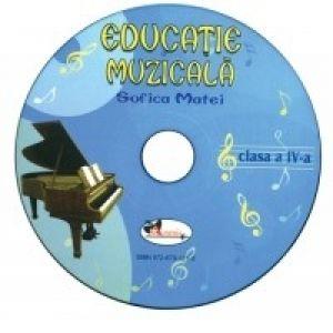 Educatie muzicala clasa a IV-a. Caiet semestrul 1+2