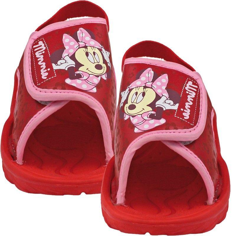 Sandale Velcro  MINNIE mas.26