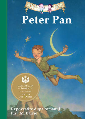 PETER PAN REPOVESTIRE