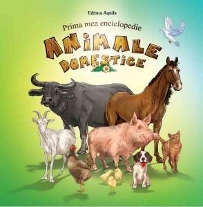PRIMA MEA ENCICLOPEDIA ANIMALE DOMESTICE