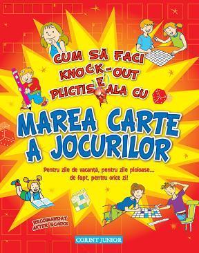 MAREA CARTE A JOCURILOR