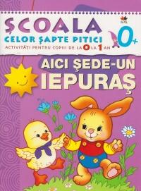 AICI SEDE-UN IEPURAS 0-1 ANI