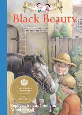 BLACK BEAUTY. EDITIA A II-A