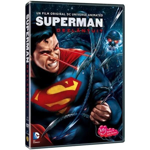 SUPERMAN DEZLANTUIT DCU