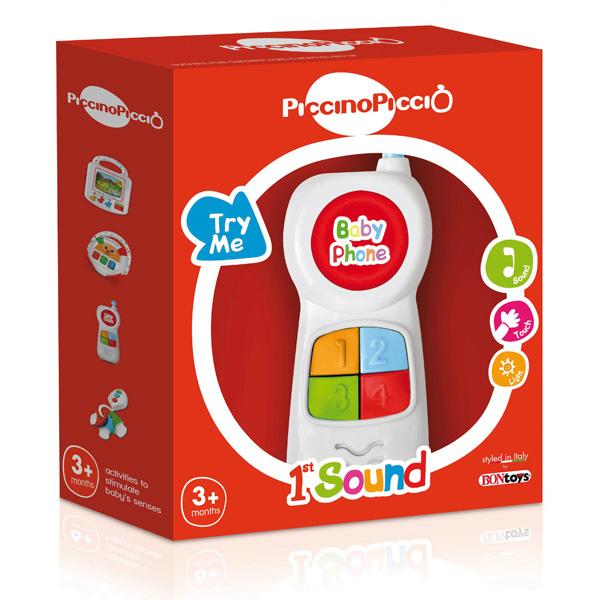 Baby Phone, telefon cu efecte sonore