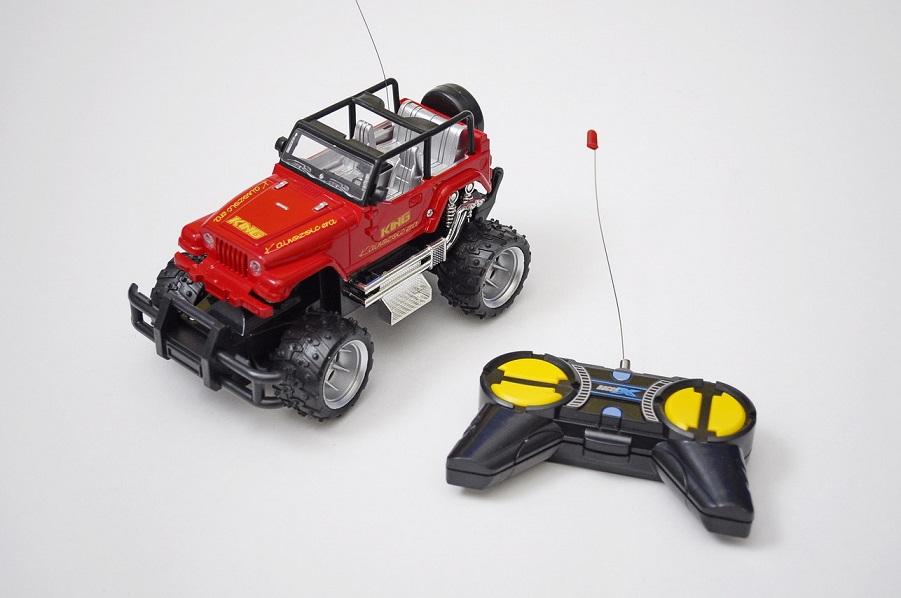 Jeep radio control 2011-2A