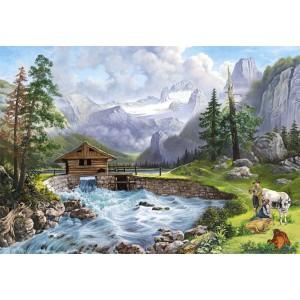 Puzzle 1500 In armonie cu natura