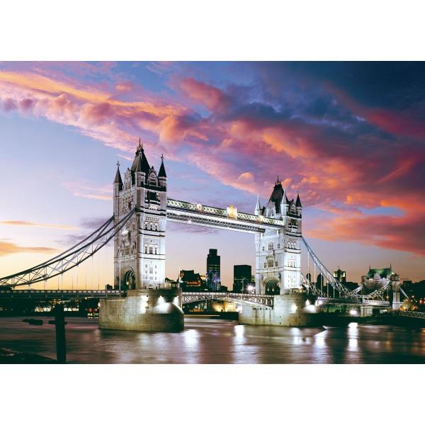 Puzzle 1000 Tower Bridge, London