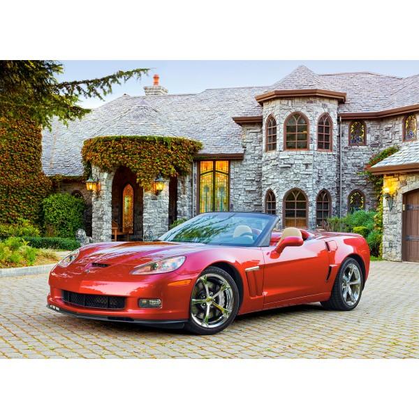 Puzzle 1000 Chevrolet Corvette GS