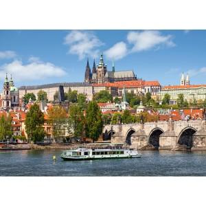 Puzzle 1000 Praga, Cehia