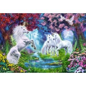 Puzzle 1000 Intalnirea unicornilor