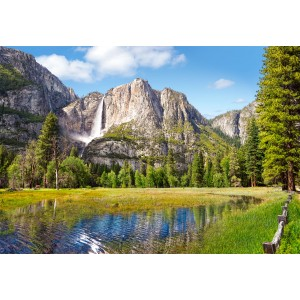 Puzzle 1000 Yosemite National Park, USA