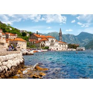 Puzzle 1000 Perast, Montenegro
