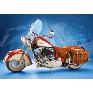 Puzzle 1000 Indian Chief Vintage
