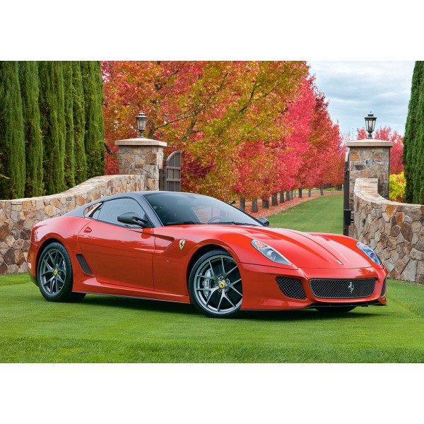 Puzzle 500 Ferrari 599-GTO