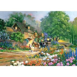 Puzzle 3000 Casa Rose Lane