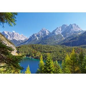 Puzzle 3000 Lac in Alpi