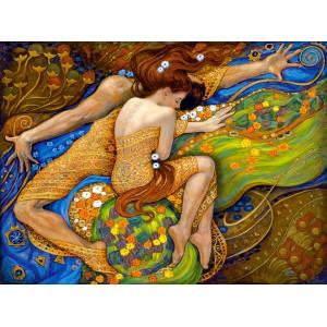 Puzzle 2000  Irina Karkabi:Aspiration