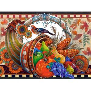 Puzzle 2000  David Galchutt:Cornucopia