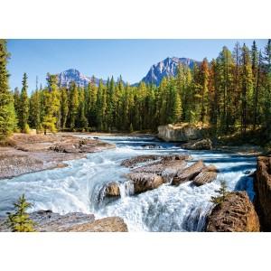 Puzzle 1500 Athabasca River Jasper Nat