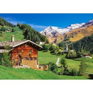 Puzzle 1500 Ahrntal, South Tyrol, Italy
