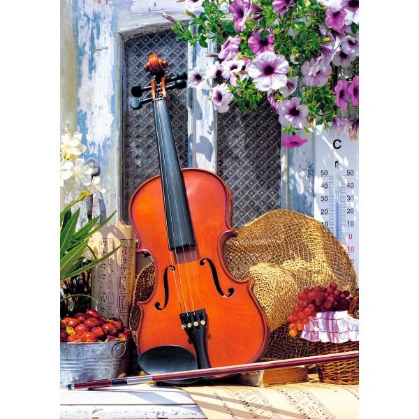 Puzzle 1000 Sunete de vioara