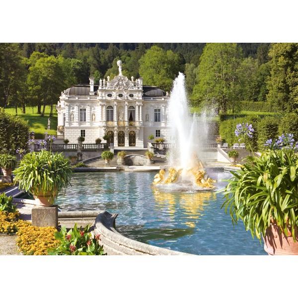 Puzzle 500 Palatul Linderhof, Germany