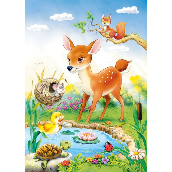 Puzzle 260 Bambi