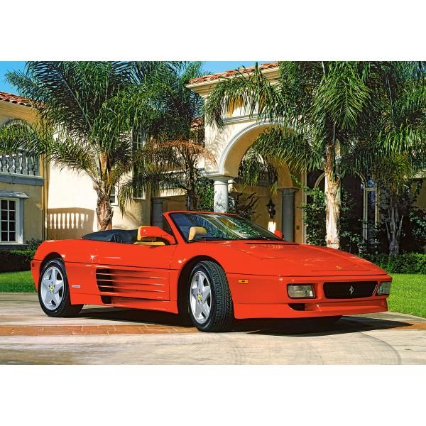 Puzzle 260 Ferrari 348