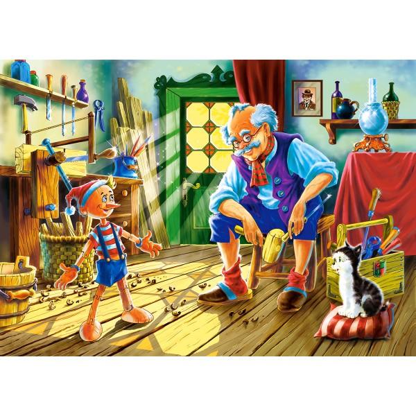 Puzzle 120 Pinochio