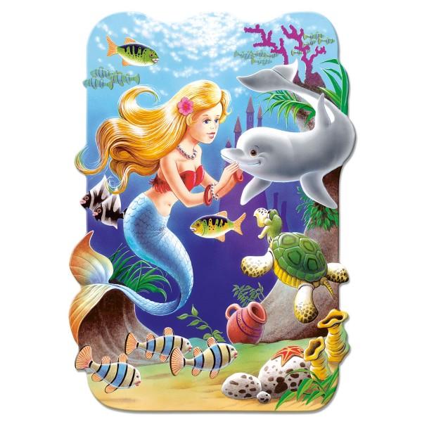 Puzzle 30 Mica sirena