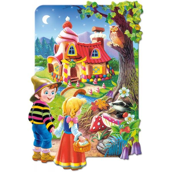 Puzzle 20 maxi Hansel si Gretel