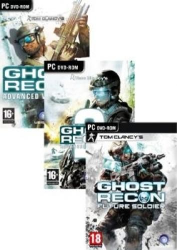 GHOST RECON TRILOGY - PC