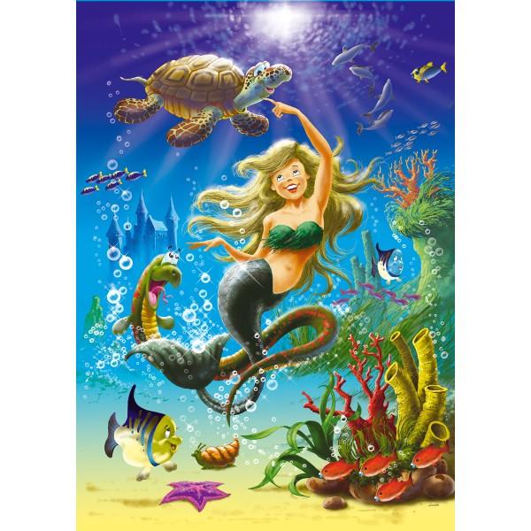 Puzzle 260 Mica sirena