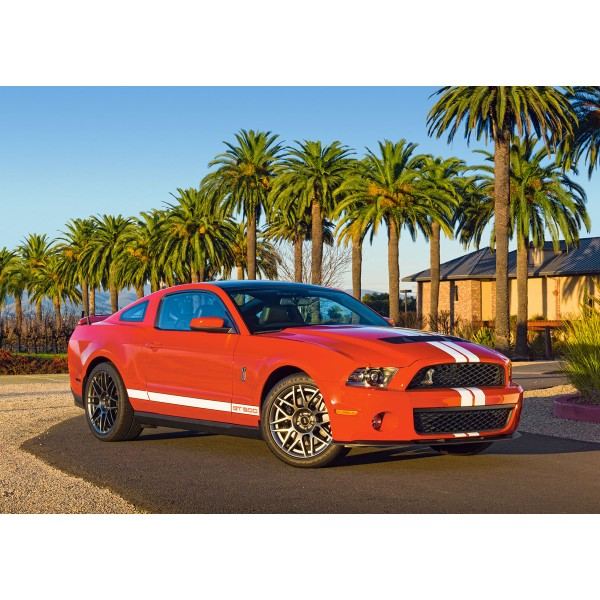 Puzzle 260 Shelby Ford Mustang GT 500