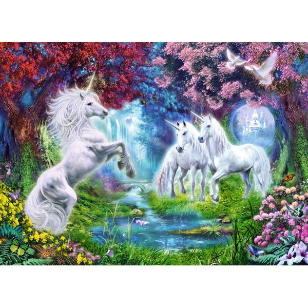 Puzzle 260 Intalnirea unicornilor