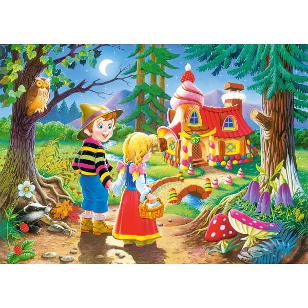 Puzzle 60 Hansel si Gretel