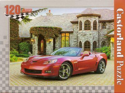 Puzzle 120 piese Automobil