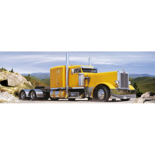 Puzzle 220 piese Camion american